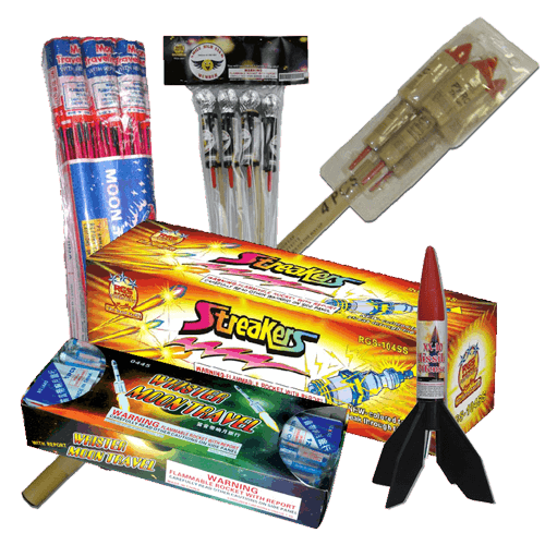 Rockets and Missiles Fireworks