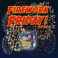 Firework Friday! - Cheeky Monkey