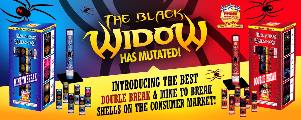 The Black Widow has Mutated!