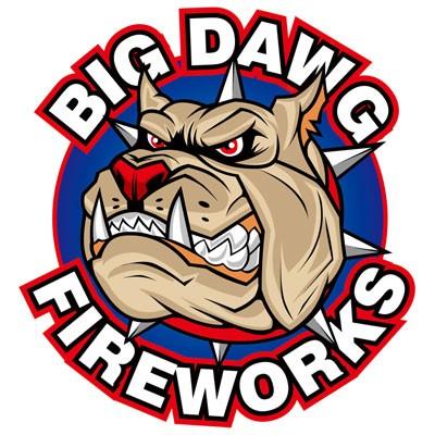 Big Dawg Brand Fireworks